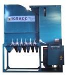 Аэродинамическая (безрешетная) зерноочистительная машина КЛАСС