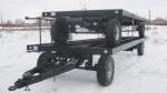 Тракторный прицеп-шасси