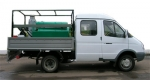 Автомобиль специальный с установкой подвижной дезинфекционной УД-3 на платформе автомобиля ГАЗ-33023 (ГАЗель)